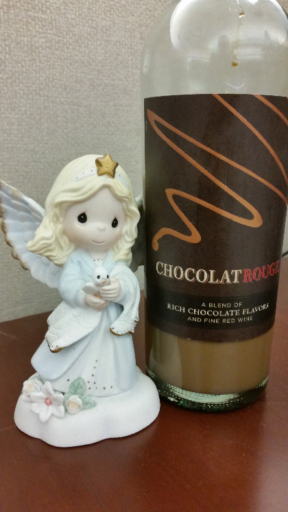 Nothing Like Liquid Chocolate to Get You Through the Day
